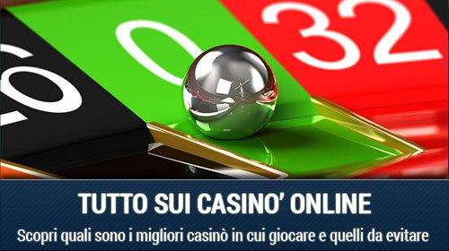 Casino online italiani sicuri the best casino
