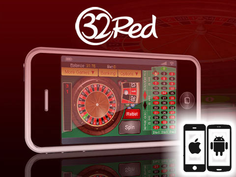 32Red per Android, iPhone e iPad