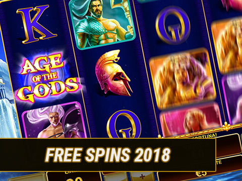Free spin per le slot online 2018